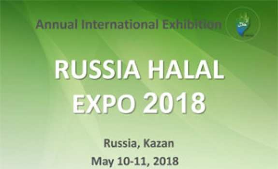 Russia Halal Expo 2018