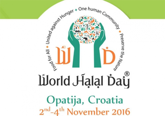 World Halal Day Croatia 2016