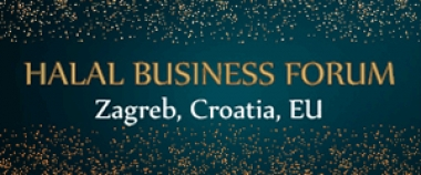 Halal Business Forum 2020  Zagreb (HBF 2020)